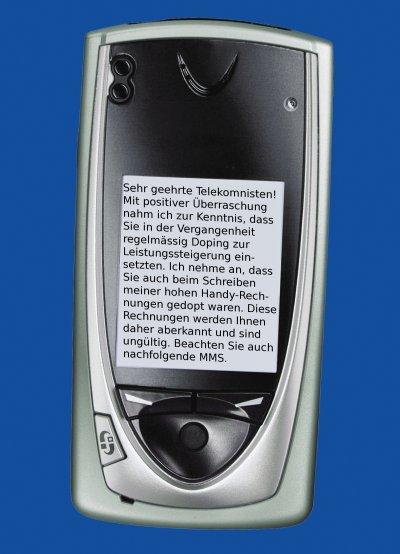 MMS, SMS, handy, nokia