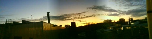 Morgenansicht