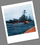 Untergang der Belgrano im Falkland-Krieg am 2. Mai 1982