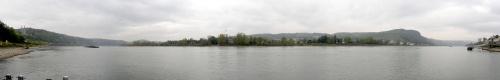 Panorama Rhein Remagen