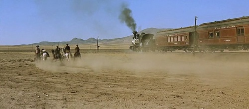 Screenshot Once upon a time in the west