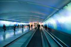 Flughafen Detroit 1