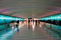 Flughafen Detroit 2