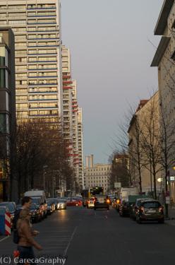 Bild 37 Hochhäuser in Berlin nochmals von unten