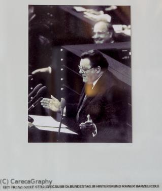 Bild 51 Wo Kohl wie Barschel ausschauen soll und Strauss wie Strauss